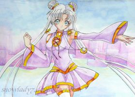 Sailor Moon : Crystal by SnowLady7