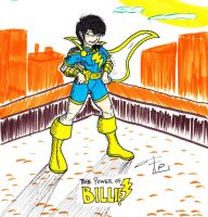 The Power of Billie by FG-Arcadia