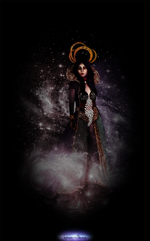 Empress of Stars by kittenwylde