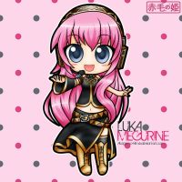 Vocaloid - Luka Megurine by Akage-no-Hime