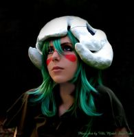 Neliel Cosplay by a-Pumpkin