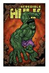 Hulk recolored with Photoshop by angryrooster