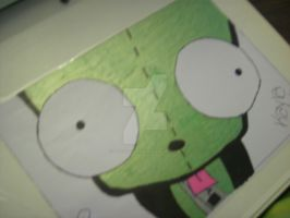 Gir from invader zim 2 by Beatlesfan1994