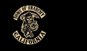 SONS OF ANARCHY LOGON by shamefhc