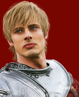 BBC Merlin : Prince Arthur by labrathor