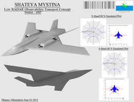 Shateya Mystina LO Airlifter Concept by Stealthflanker