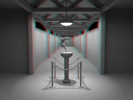 Hallway Stereo Example by Cymae