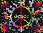 RAINBOW PEACE by cooperchick