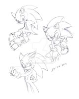 Style practice by Myly14