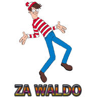 ZA WALDO by WalkingC0ntradiction