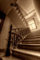 Staircase by mnmlicious