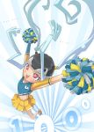 C Entry: Cheerleader Liesta by OracleSaturn