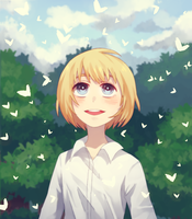 AT+  armin by King-Rye