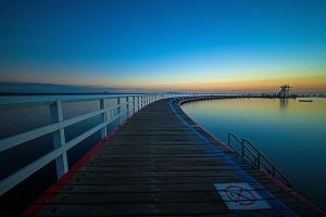 Eastern Beach Promenade by DanielleMiner