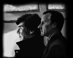 The Holmes Brothers by beth193