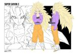 Female SSj3| Dragonball Xenoverse by moxie2D