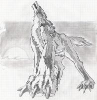 Fenrir by FallenOverlord