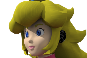 Peach Close up by The--Grimreaper