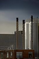 Silos Hdr by Phoenix1100