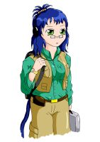 Misato by Acdnoodles
