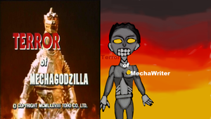 Terror of Mecha Writer by TheDoctorWriter
