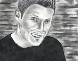 Dean Winchester by UnexpectedFantasy