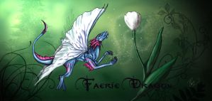 Faerie Dragon by Silinde-Ar-Feiniel