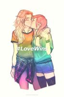 Love Wins by dCTb