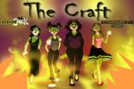 NChick: The Craft by FablePaint