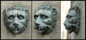 Reference Set - Lion Head by AGF81