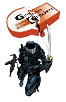Snake Eyes colors by RobertAtkins