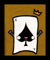 Ace of Spades by FrealaF