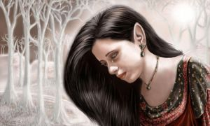 Elfin Tears by beccacox