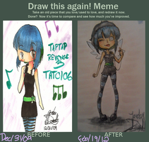 Draw this again meme by jojo263