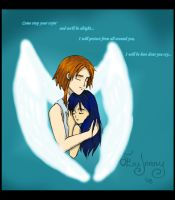For Cry_You'll be in my heart by FEuJenny07