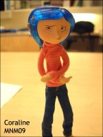 Coraline Doll by catiniata