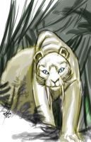 Zabu by LucGrigg