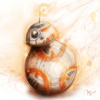BB-8 by Signalite