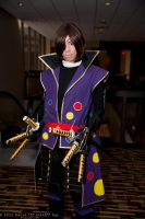 Date Masamune Cosplay - Momocon by Orcagirl2001