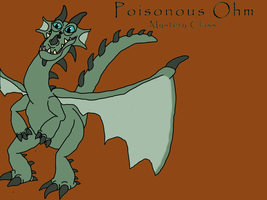 The Poisonous Ohm by BlackTailwolf