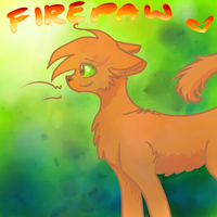 Firepaw by Diamondfeathers