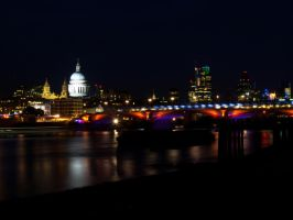 London By Night 03 - Aug 12 by mszafran