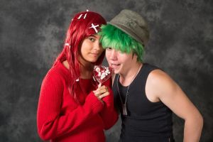 Happy tree friends cosplay ~ 5 by Itamichiro