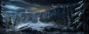 Game Of Thrones - Environment (c) Mantikore Verlag by helgecbalzer