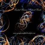 Fractal Flames Abstract Swirls by xvalid