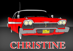 Christine by Blockwave