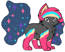 Contest Entry for TwinkleKitty by Meadow-Leaf