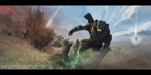 HALO: FAITH - Spartan Missiles by ApneicMonkey