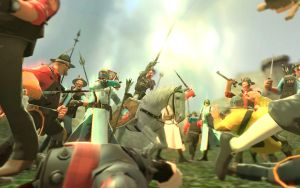 Battle of Patay by tigerfaceswe