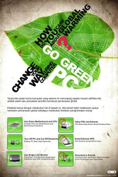Go Green PC by Chend